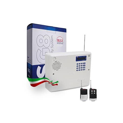 دزدگیر مدل SG8-Q