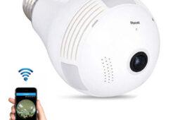 دوربین-لامپی